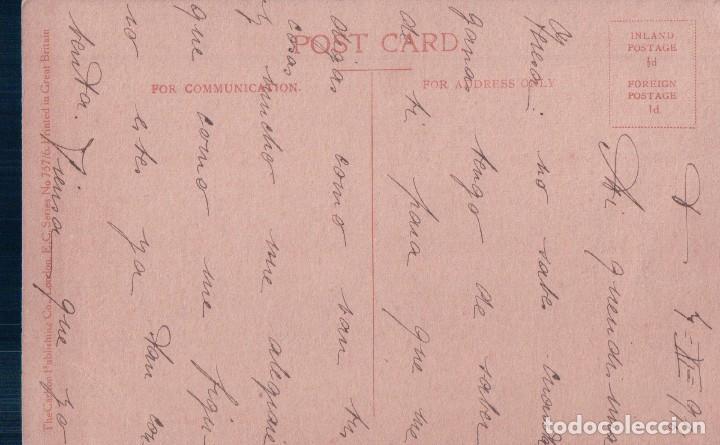 Postales: POSTAL CARICATURA MUJER Y PERRO - Foto 2 - 64995551
