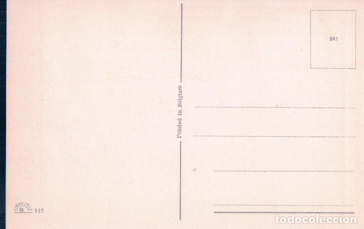 Postales: Postal caricatura Hombre fregando - Foto 2 - 68485117