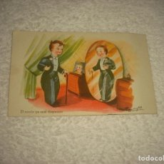 Postales: POSTAL CMB . SERIE N° 37 . ILUSTRADOR FARINYES, ESCRITA. Lote 69956397