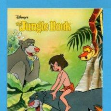 Postales: POSTAL DE LA DIBUJOS THE JUNGLE BOOK DISNEY EDITADA POR BEASCOA S. A. SIN CIRCULAR Nº 33. Lote 75239953