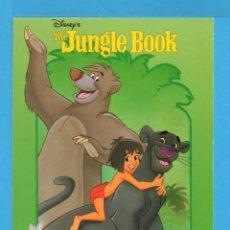 Postales: POSTAL DE LA DIBUJOS THE JUNGLE BOOK DISNEY EDITADA POR BEASCOA S. A. SIN CIRCULAR Nº 43. Lote 75240105