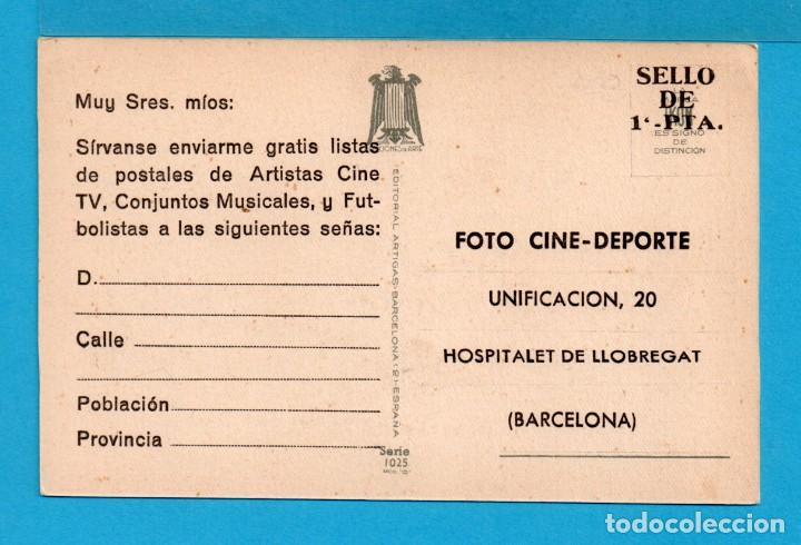Postales: Postal Dibujo Niños delante de San Juan Bautista Dibujo Girona Publicidad de Foto Cine Ver Foto Adic - Foto 2 - 74442147