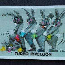 Postales: TURBO INYECCIÓN. Lote 75451631