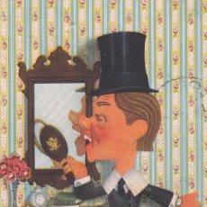 Postales: POSTAL MICKEY ROONEY - I.G. VILADOT. BARCELONA - ESCRITA 1944. CIRCULADA. Lote 75643911