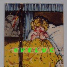 Postales: TARJETA POSTAL COLECCION MARI PEPA, SERIE K, Nº 10. Lote 35453116