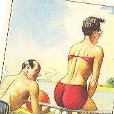 Postales: POSTAL ARGENTINA CON DIBUJO Y DIÁLOGO HUMORÍSTICO. SERIE'FARSA',Nº 37.CROMOCART.ESCRITA.ENVÍO:1,10€*. Lote 19634446
