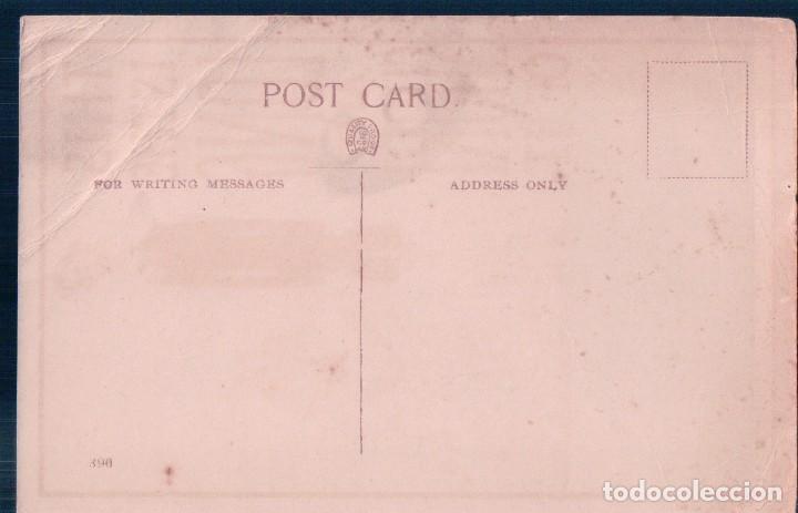 Postales: POSTAL CARICATURA DE NOVIOS - THIS IS THE LONG AND SHORT OF IT - Foto 2 - 78448873