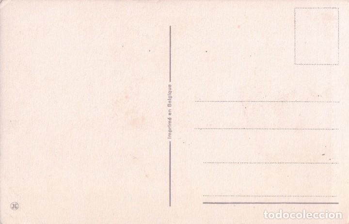 Postales: POSTAL FRANCESA DIBUJO MUJER GORDA CON TRAJE DE BAÑO EN LA PLAYA - JC - Foto 2 - 78650353