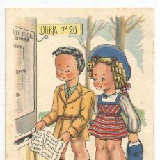 Postales: EDITORIAL ARTIGAS .- REFRANERO POPULAR .- COLECCION C .- SERIE 56 .- ILUSTRA BOMBON. Lote 79591045
