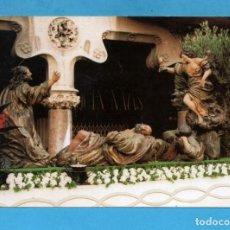 Postales: POSTAL DE VIERNES SANTO DE REUS ECCE HOMO DE JESÚS EDITO IMAC. Lote 80718722