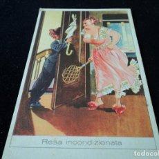 Postales: RESA INCONDIZIONATA PICCOLO MILANO 645/9 14 X 9 CM. Lote 81052932