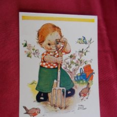 Postales: BONITA POSTAL. TOO BUSY TO WRITE !. MABEL LUCIE ATTWELL. VALENTINE'S. 5316.. Lote 83725672