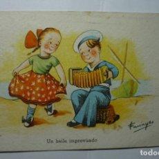 Postales: POSTAL DIBUJO FARINYES -CMB SERIE 31--CIRCULADA. Lote 85345792