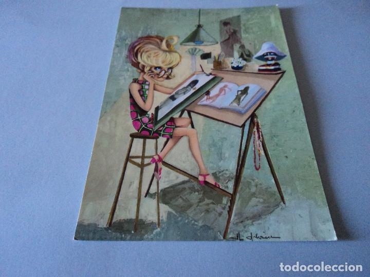 13 POSTALES C Y Z 5 CIRCULADAS Y 8 NUEVAS (Postales - Dibujos y Caricaturas)