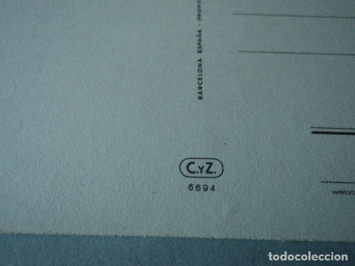 Postales: 13 postales c y z 5 circuladas y 8 nuevas - Foto 12 - 85806800