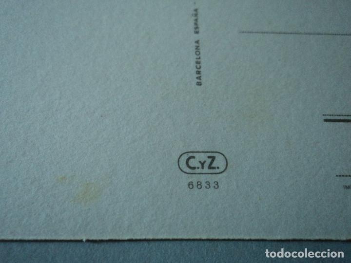 Postales: 13 postales c y z 5 circuladas y 8 nuevas - Foto 14 - 85806800