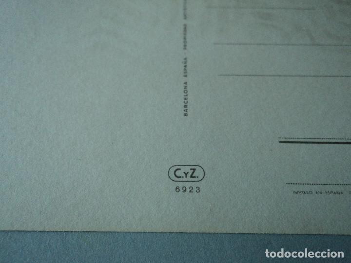 Postales: 13 postales c y z 5 circuladas y 8 nuevas - Foto 18 - 85806800