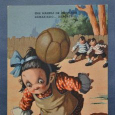 Postales: POSTAL IBÁÑEZ Nº 6 - ED BARSAL 1940. Lote 144261721