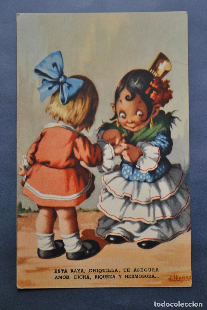 POSTAL IBÁÑEZ Nº 9 - ED BARSAL 1940 (Postales - Dibujos y Caricaturas)