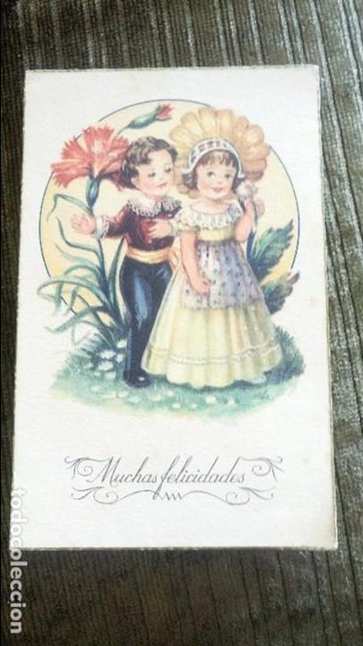 ANTIGUA POSTAL INFANTIL. ARTIGAS. 5039. (Postales - Dibujos y Caricaturas)