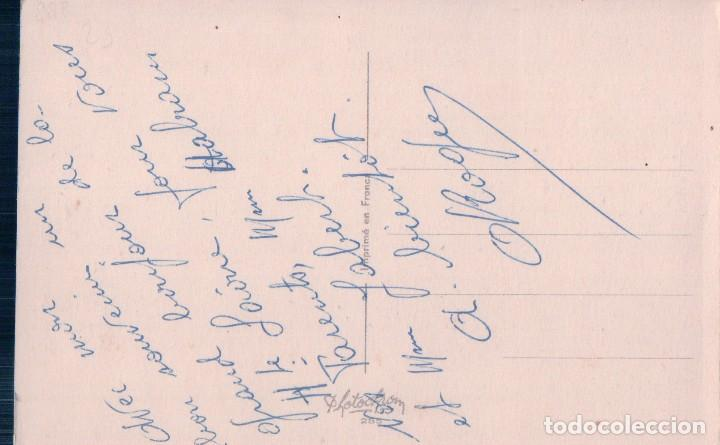 Postales: POSTAL CARICATURA - ISLA MUJER - PALMERA - FIRMADA R.B. VEL - ESCRITA - Foto 2 - 93842490