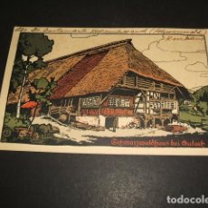 Postales: CASA ALEMANA POSTAL. Lote 93947560