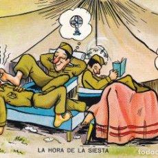 Postales: CHISTES DE LA MILI POSTAL NO CIRCULADA. Lote 95183263