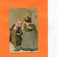 Postales: ANTIGUA POSTAL HUMORISTICA ( CON RELIEVE ) -- ESCRITA // ( NOV4 ). Lote 95508535