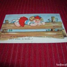Postales: MUY LINDA POSTAL POR MARIA CLARET. Lote 95886847