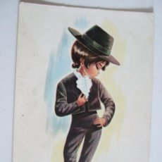 Postales: POSTAL EUROCROMO Nº 4 ANDALUCIA - 1962 - ILUSTRADA POR GALLARDA - SIN CIRCULAR. Lote 98501399