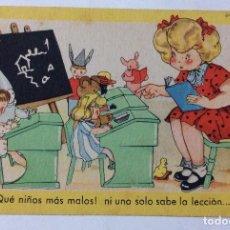 Postcards - POSTAL MARÍA CLARET. MARI PEPA. SERIE O NÚMERO 6. - 98980267