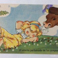 Postales: POSTAL MARÍA CLARET. MARI PEPA. SERIE Q NUMERO 9.. Lote 98993255
