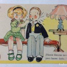 Postales: POSTAL MARÍA CLARET. MARI PEPA. SERIE V NÚMERO 2.. Lote 98993867