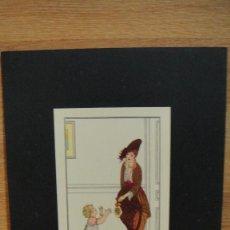 Postales: POSTAL MODERNISTA - ILUSTRA VALLEÉ. Lote 100361371