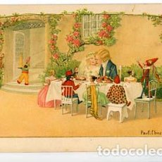 Postales: POSTAL ILUSTRADA PAULI EBNER ( NIÑOS ) ESCRITA. Lote 100538511