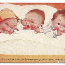 Postales: EDITIONS D'ART E.S. .- VALENTINE'S .- Nº 50 ILUSTRA MABEL LUCIE ATTWELL. Lote 101208751