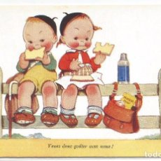Postales: EDITIONS D'ART E.S. .- VALENTINE'S .- Nº 62 .- ILUSTRA MABEL LUCIE ATTWELL. Lote 101209647