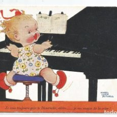 Postales: EDITIONS D'ART E.S. .- VALENTINE'S .- Nº 56 .- ILUSTRA MABEL LUCIE ATTWELL. Lote 101209759