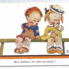 Postales: EDITIONS D'ART E.S. .- VALENTINE'S .- Nº 113 .- ILUSTRA MABEL LUCIE ATTWELL. Lote 101209839