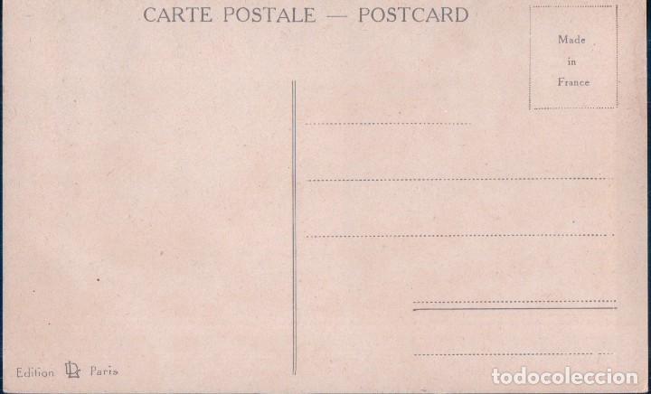 Postales: POSTAL DIBUJO PAISAJE - CASA - RIO - PUENTE - Foto 2 - 102449043