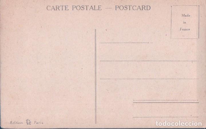 Postales: POSTAL DIBUJO - PANTANO - BARCO - CASA - PAISAJE - Foto 2 - 102449387