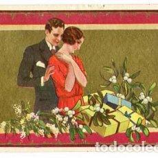 Postales: POSTAL ILUSTRADA ( PAREJA) ED. DEGAMI. CIRCULADA. Lote 103717699
