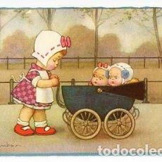 Postales: POSTAL ILUSTRADA COLOMBO ( NIÑOS ) ESCRITA. Lote 103717799