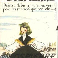 Postales: POSTAL, DIBUJO-CARICATURA, EN GALLEGO , ED. POSTALES FAMA, ESCRITA. Lote 104982075