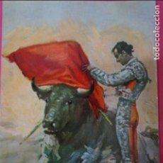 Postales: POSTAL DE:TORERO,(SIN CIRCULAR). Lote 217011682