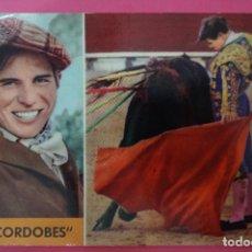 Postales: POSTAL DE:TORERO,EL CORDOBES,(SIN CIRCULAR). Lote 217011750