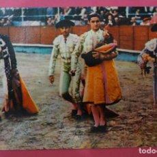 Postales: POSTAL DE TORERO SIN CIRCULAR. Lote 175383877