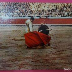 Postales: POSTAL DE:TORERO,(SIN CIRCULAR). Lote 105875459