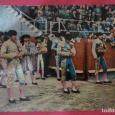 Postales: POSTAL DE:TORERO,(SIN CIRCULAR). Lote 105875527