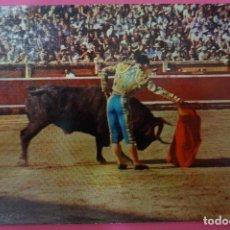 Postales: POSTAL DE:TORERO,(SIN CIRCULAR). Lote 105875551